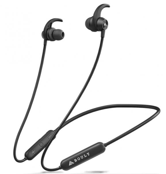 Boult Audio Wireless Earphones: Gift For Male Bestie