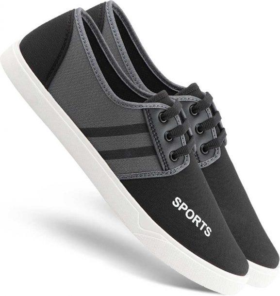 Casuals Men Sneakers (Grey)