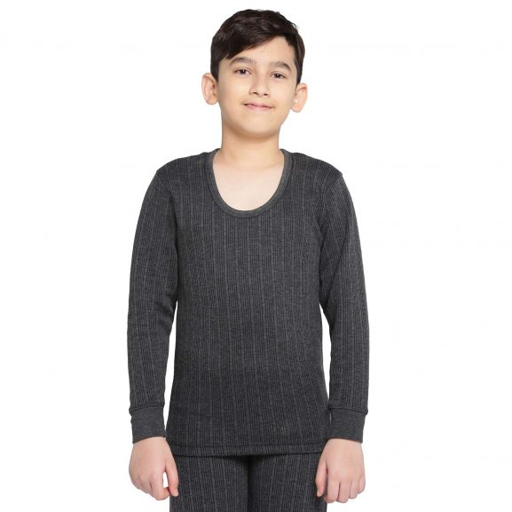 Dixcy Scott Boys' Thermal Regular Fit T-Shirt: Best Thermal Wear