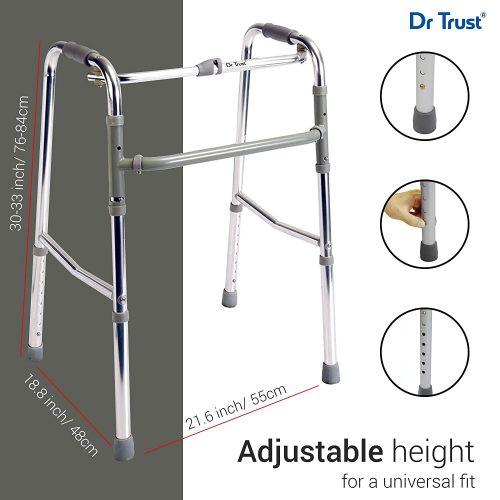 Dr Trust Adjustable Walker: Gifts For Grandmother