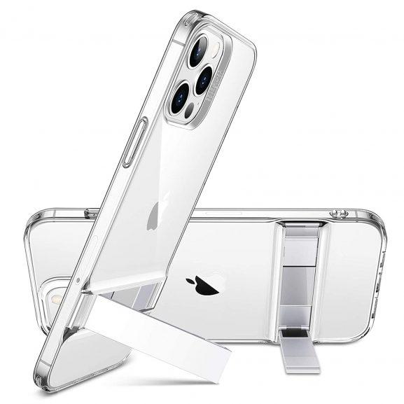 ESR Metal Kickstand Designed Case for iPhone 12/12 Pro