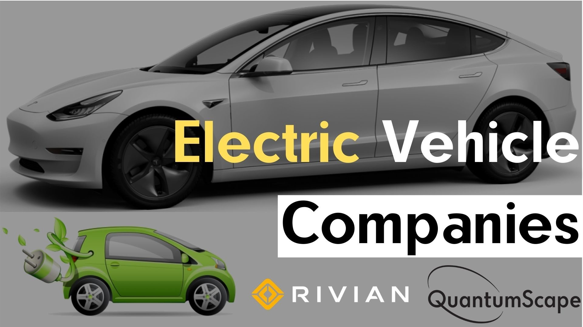 Electric Vehicle Companies