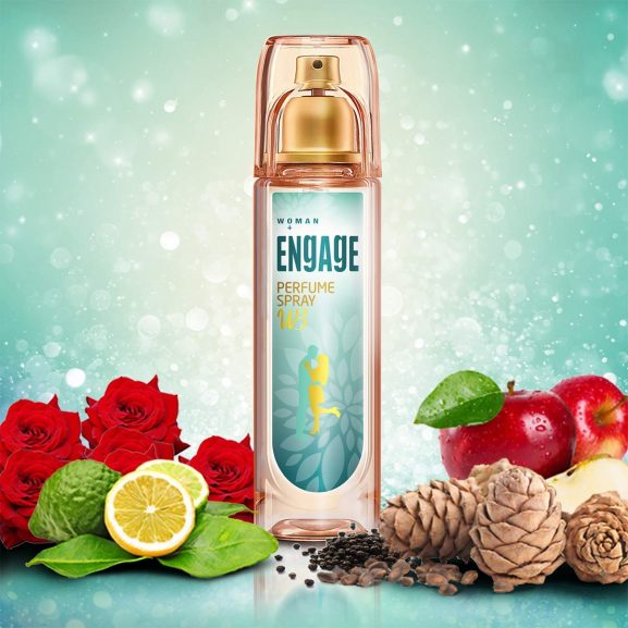 Engage W3 Perfume Spray For Women: Perfume For Women