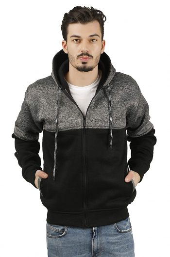 FanIdeaz Cotton Hooded Sweatshirt: Sweater For Men