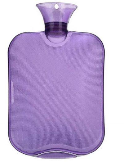 Force24 Transparent Hot Water Bag: Hot Water Bag