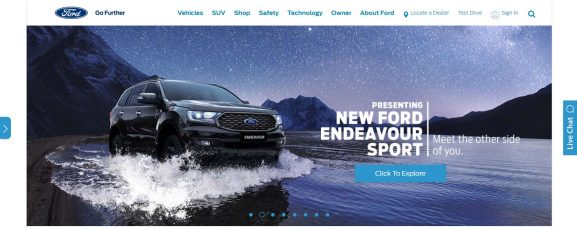 Ford India: Automobile Company