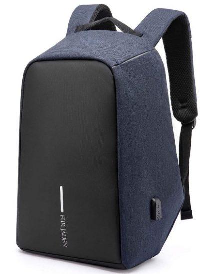 Fur Jaden Laptop Backpack: Gift For Male Bestie