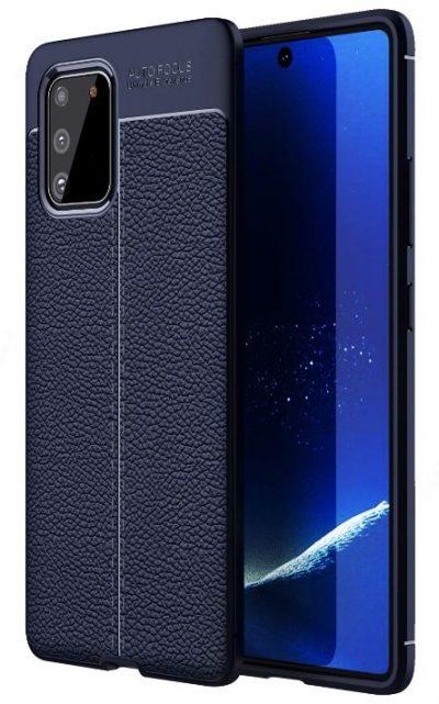 Golden Sand Armor Rugged TPU Case: Samsung Galaxy S10 Lite Case