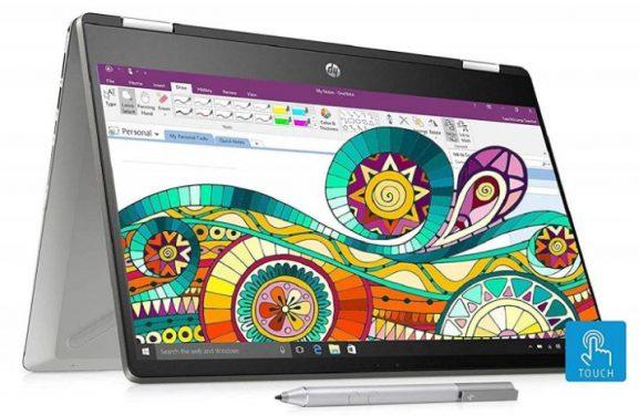 HP Pavilion x360: Laptop Under 100000