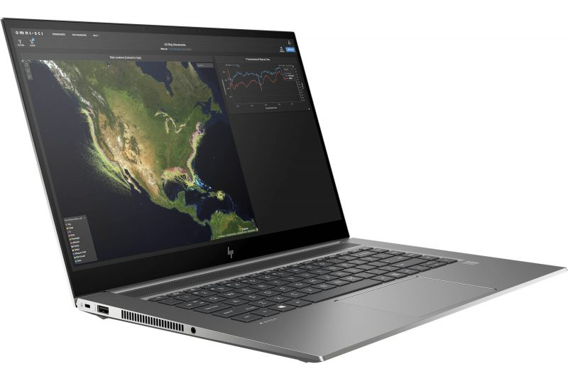 HP ZBook Studio G7 Mobile Workstation: Best Laptop for Graphic Design