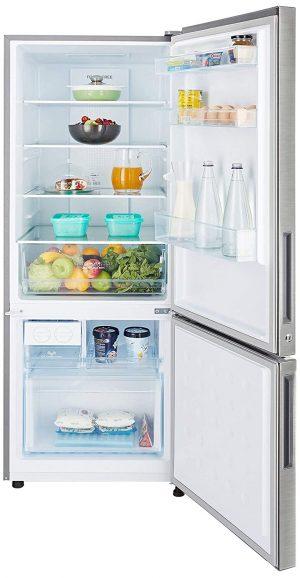 Haier 320 L 3 Star Double Door Refrigerator: Refrigerator Under 30,000