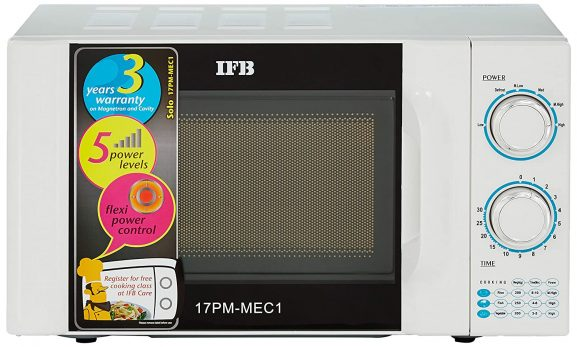 IFB 17 L Solo Microwave Oven: Microwave Oven