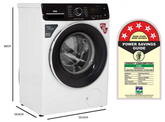 IFB 6.5 Kg Washing Machine: Best Washing Machine