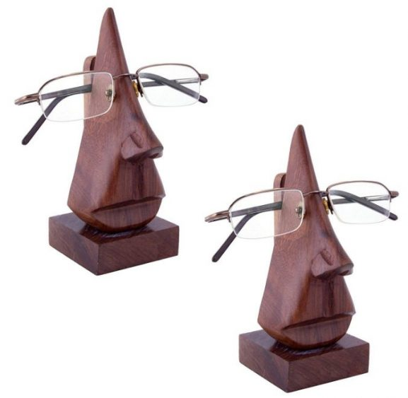 ITOS365 Specs Holder Stand, Set of 2: Marriage Anniversary Gift For Couple