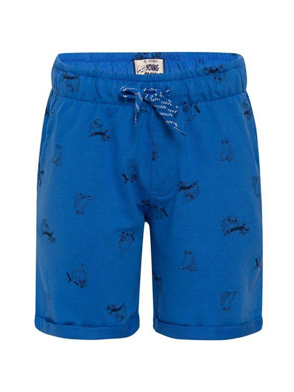 Jockey Boy's Regular Fit Cotton Shorts