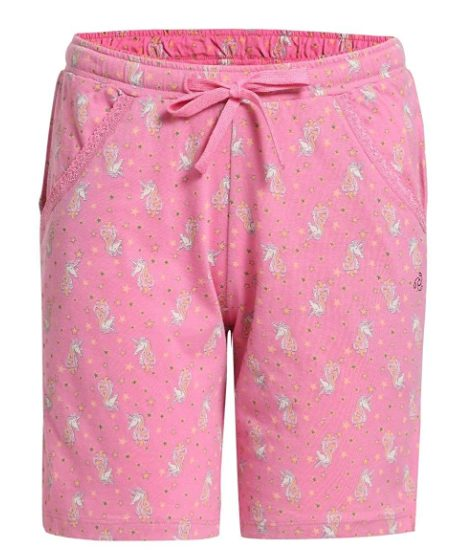 Jockey Girls Cotton Shorts: Shorts For Girl