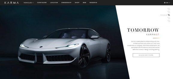 Karma Automotive: Electric Vehicle Company
