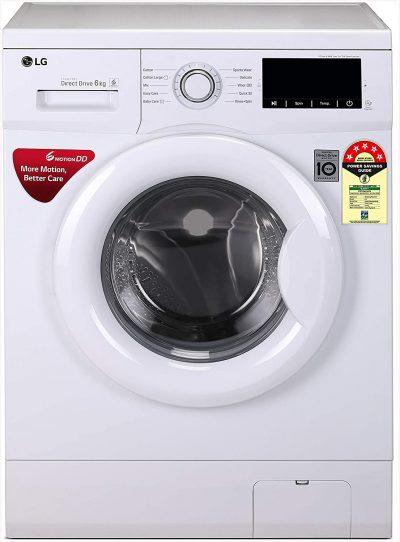 LG 6.0 Kg Washing Machine: Best Washing Machine