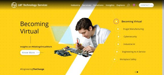 L&T Technology Services: Software Company