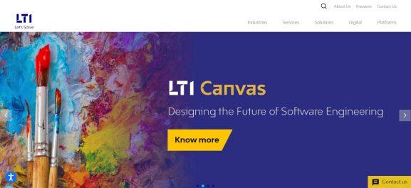 LTI: Software Company