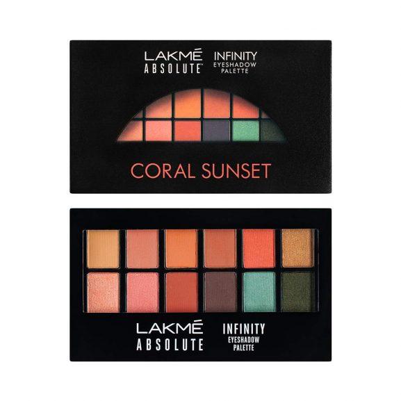 Lakme Absolute Infinity Eyeshadow Palette