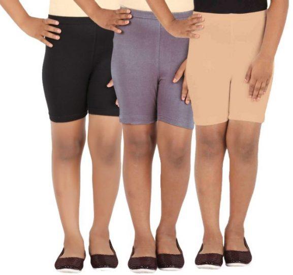 Lula Girls Multi-Purpose Shorts