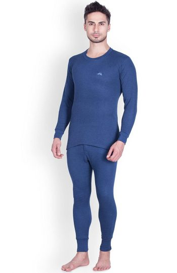 Lux Cottswool Men's Cotton Thermal Set: Best Thermal Wear
