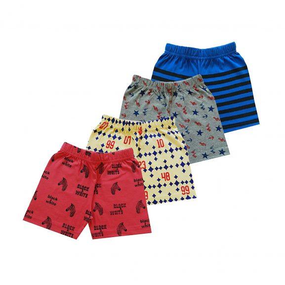 MIST N FOGG Boys & Girls Sports Shorts