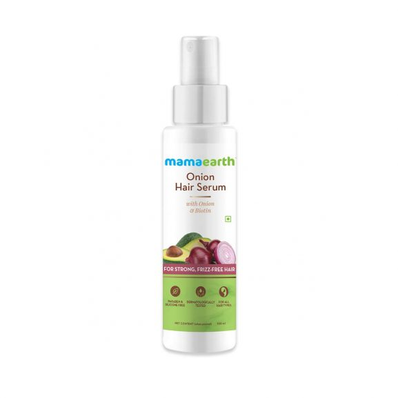 Mamaearth Onion Hair Serum