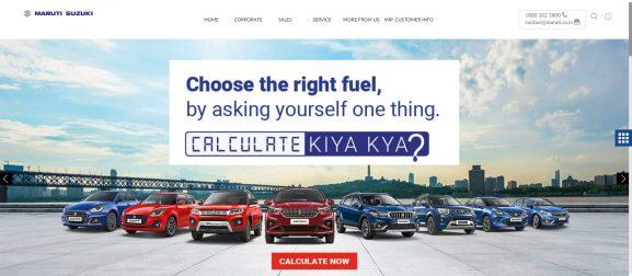 Maruti Suzuki: Automobile Company