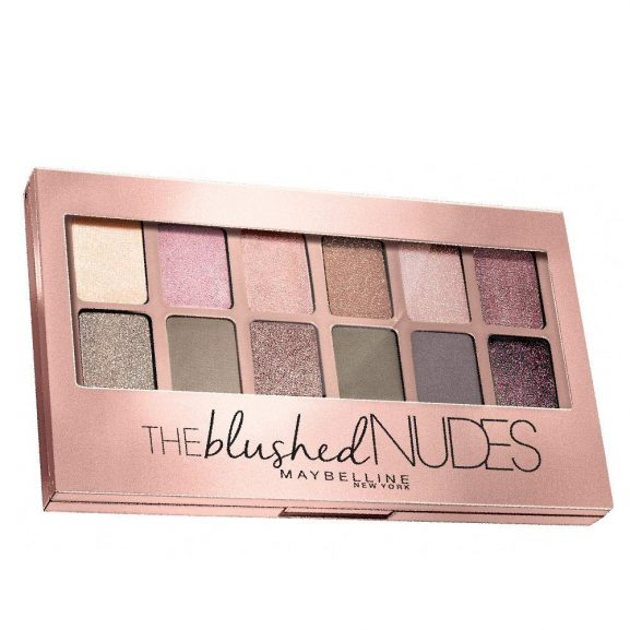 Maybelline New York The Blushed Nude Palette