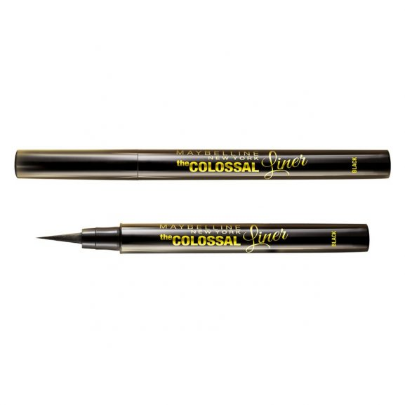 Maybelline New York - The Colossal Liner, 1.2 ml (Black)