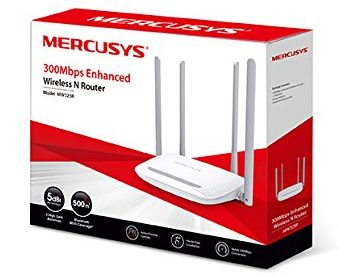 Mercusys Wireless Router: Wi-Fi Router