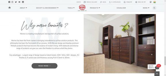 Merino Laminates: Plywood Brand
