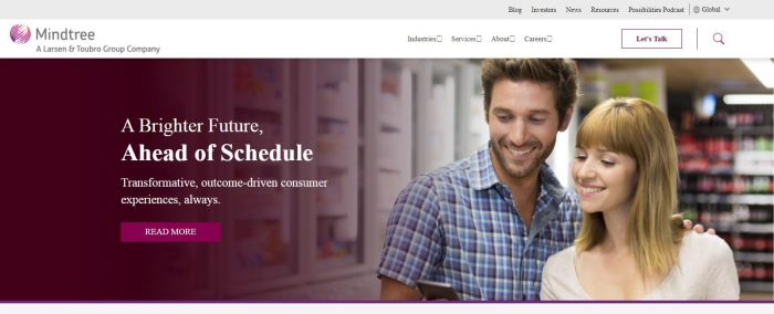 Mindtree: Software Company