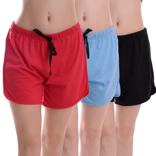 Moyzikh Shorts Pack Of 3