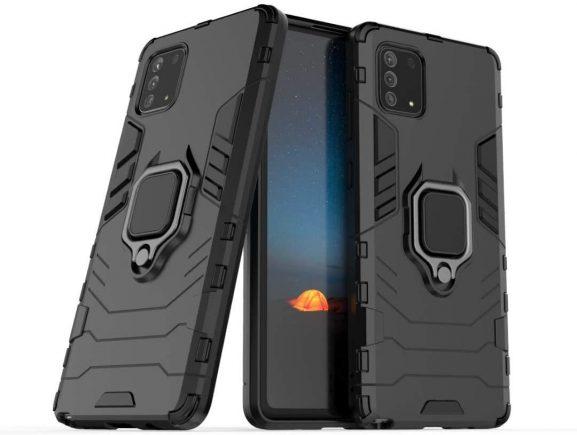 Newlike Robotic Back Cover: Samsung Galaxy S10 Lite Case
