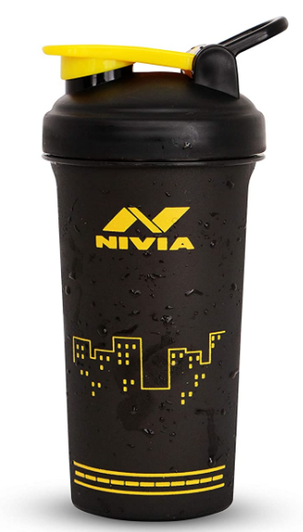Nivia Street Sports 750 ml Shaker: Shaker Bottle
