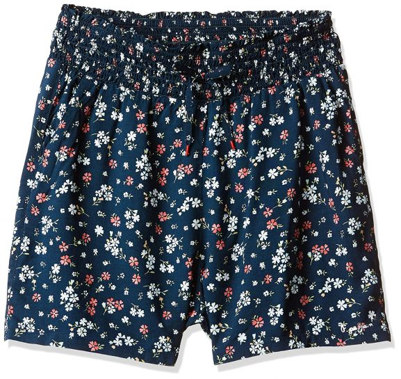 Pepe Jeans Girl's Cotton Shorts: Shorts For Girl
