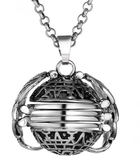 Photo Locket Necklace: Gift For Men