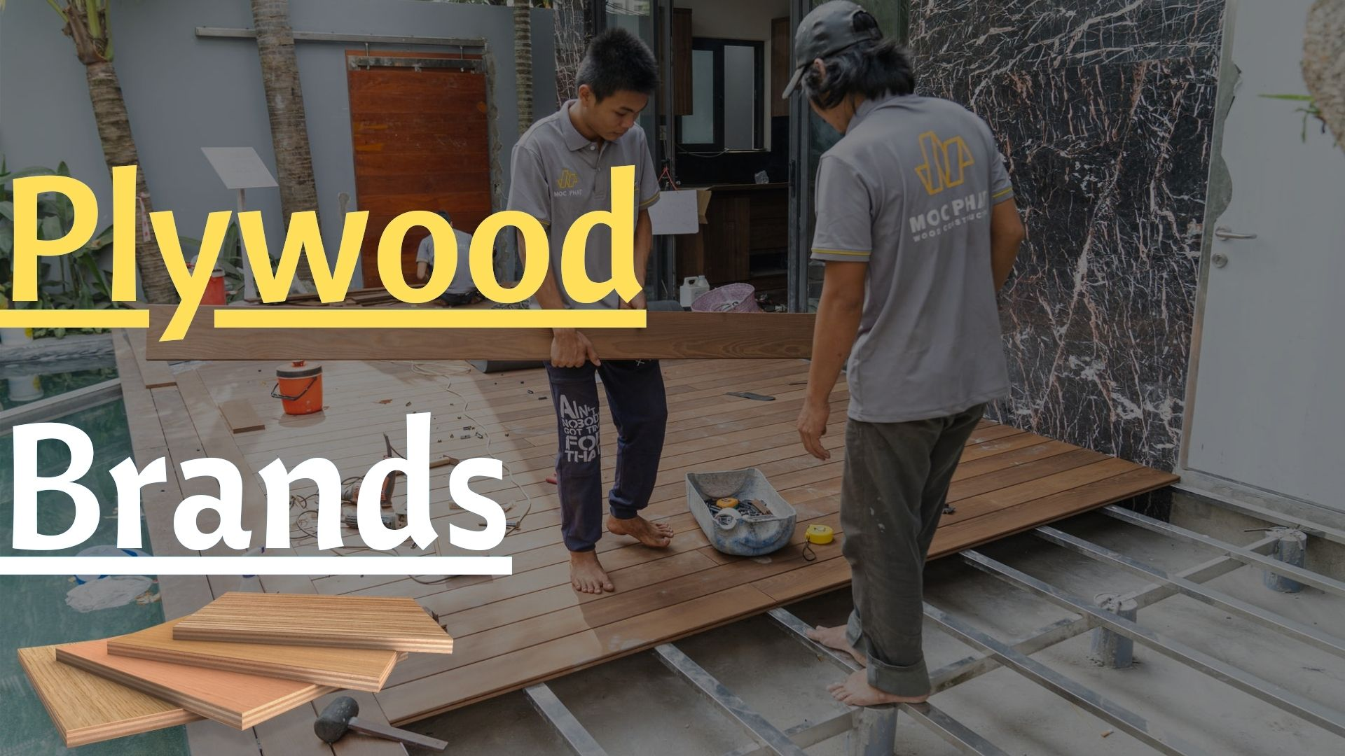 Plywood Brands