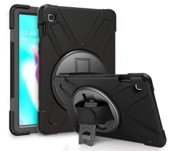 ProElite Rugged 3 layer Armor case: Samsung Galaxy Tab S5e Case