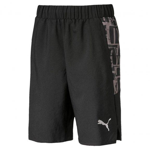 Puma Active Sports AOP Woven Shorts B Bl