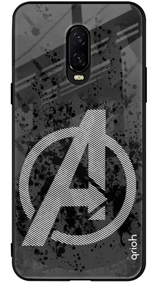 Qrioh Avengers Sign Of Hope: OnePlus 6T Cover