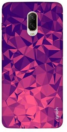 Qrioh Purple Diamond: OnePlus 6T Cover