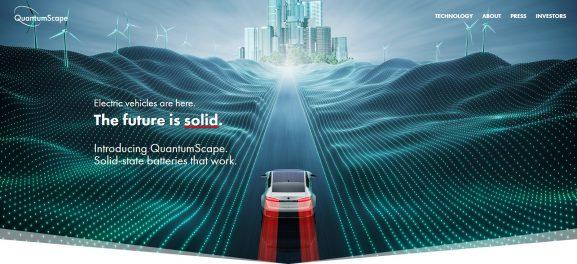Quantum Scape: Electric Vehicle Company