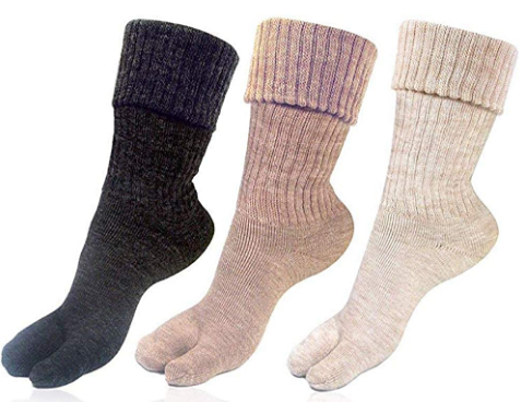 ROYAL CLASS Multi-coloured Socks: Gifts For Grandmother
