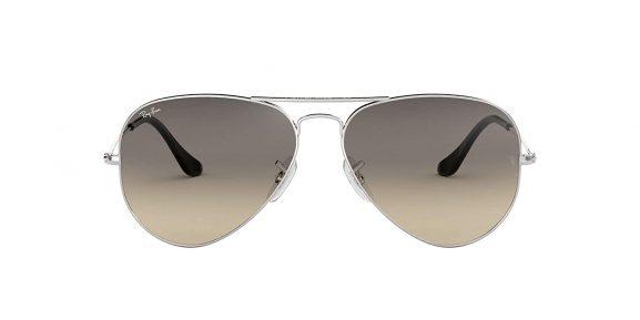 Ray-Ban Gradient Square Men's Sunglasses