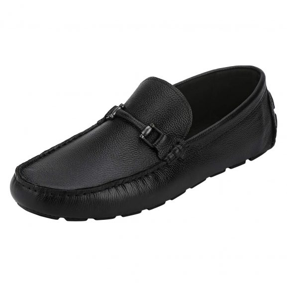 Red Tape Men's Rte1991 Leather Loafers