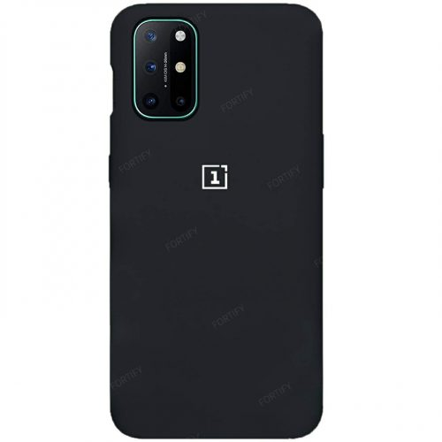 Riggear Fortify Protective Back Case: Oneplus 8T Back Cover